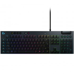 Logitech G815 RGB Mechanical Gaming Keyboard (Linear switch)