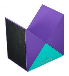 Transformer Bluetooth Speaker, BT V5.0, Jieli AC6925, 360 degree rotation, Built in microphone, TF card support, 3.5mm AUX, micr