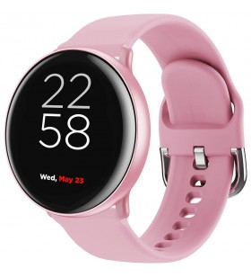 Smart watch, 1.22inches IPS full touch screen, aluminium+plastic body,IP68 waterproof, multi-sport mode with swimming mode, comp