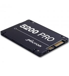 "MICRON 5200 PRO 960GB Enterprise SSD, 2.5"" 7mm, SATA 6 Gb/s, Read/Write: 540 / 520 MB/s, Random Read/Write IOPS 95K/32K"