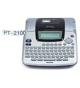 Brother P-Touch 2100VP Label Printer imprimante pentru etichete TZ QWERTY