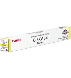 Toner Canon CEXV34 Yellow...