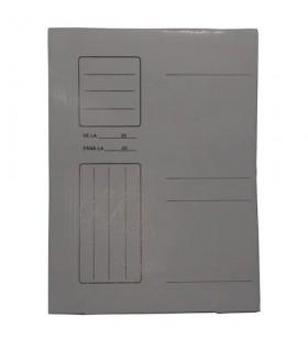 Dosar plic carton alb EV4D03