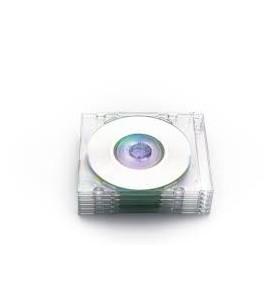 CD-R TRAXDATA 8cm 24X SLIM 5/p