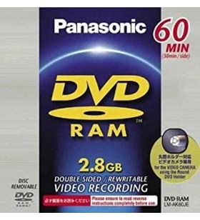 Panasonic DVD-RAM AK60JE