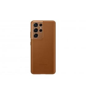"""Samsung EF-VG998 carcasă pentru telefon mobil 17,3 cm (6.8"""") Copertă Maro"""