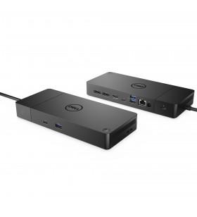 DELL WD19TBS-180W Prin cablu USB 3.2 Gen 2 (3.1 Gen 2) Type-C Negru