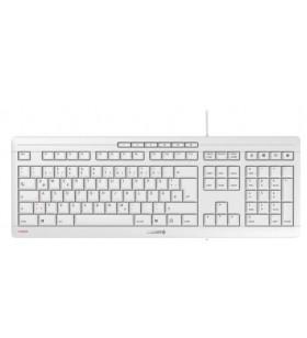 CHERRY JK-8500 tastaturi USB QWERTY Englez Alb