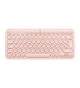 Logitech K380 For Mac tastaturi Bluetooth QWERTZ Germană Roz