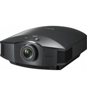 Sony VPL-HW65ES proiectoare de date Standard throw projector 1800 ANSI lumens SXRD 1080p (1920x1080) 3D Negru