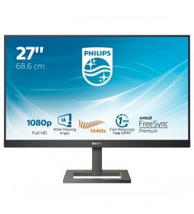 "Philips E Line 272E1GAEZ 00 LED display 68,6 cm (27"") 1920 x 1080 Pixel Full HD Negru"