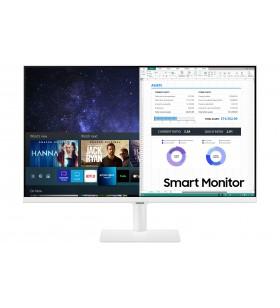 "Samsung LS27AM501NUXEN 68,6 cm (27"") 1920 x 1080 Pixel Full HD LCD Alb"