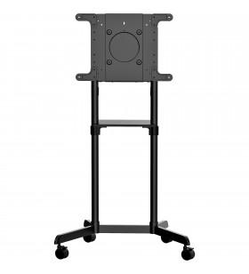 "StarTech.com MBLTVSTNDEC sistem montare TV 177,8 cm (70"") Negru"