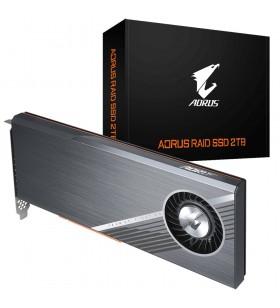 Gigabyte AORUS RAID SSD 2TB 2000 Giga Bites PCI Express 3.0 3D TLC NVMe