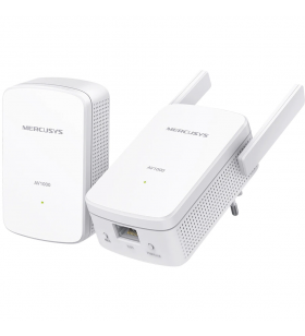 Kit Powerline Wi-Fi Gigabit...