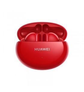 Huawei FreeBuds 4i Căști În ureche Bluetooth Roşu