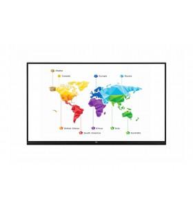 """LG 75TR3BF table albe interactive 190,5 cm (75"""") 3840 x 2160 Pixel Ecran tactil Negru"""