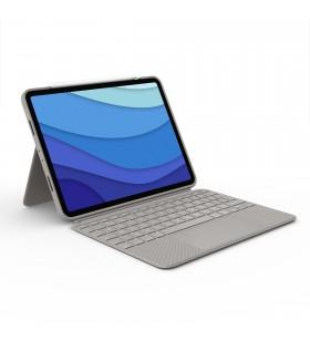 Logitech Combo Touch Nisip Smart Connector AZERTY Franţuzesc