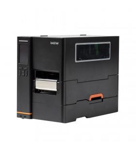 Brother TJ-4522TN imprimante pentru etichete Direct termica   transfer termic 300 x 300 DPI Prin cablu