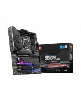 MSI MPG Z590 GAMING PLUS plăci de bază Intel Z590 LGA 1200 ATX
