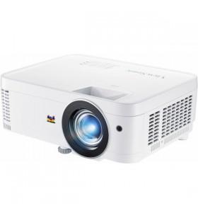 Viewsonic PX706HD proiectoare de date Standard throw projector 3000 ANSI lumens DMD 1080p (1920x1080) Alb