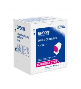 Epson Magenta Toner Cartridge 8.8k