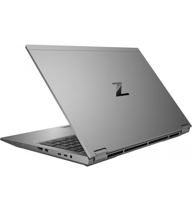 "HP ZBook Fury 15.6 G8 Stație de lucru mobilă 39,6 cm (15.6"") Full HD 11th gen Intel® Core™ i7 16 Giga Bites DDR4-SDRAM 512 Giga"