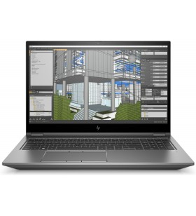 "HP ZBook Fury 15.6 G8 Stație de lucru mobilă 39,6 cm (15.6"") Full HD Intel Core i9-11xxx 32 Giga Bites DDR4-SDRAM 1000 Giga"