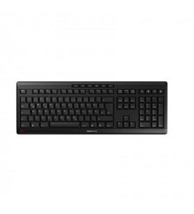 CHERRY Stream Wireless tastaturi RF Wireless + USB QWERTZ Germană Negru