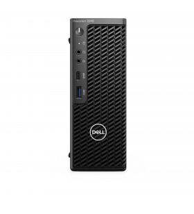 DELL Precision 3240 DDR4-SDRAM i7-10700 CFF 10th gen Intel® Core™ i7 16 Giga Bites 1000 Giga Bites SSD Windows 10 Pro Stație de