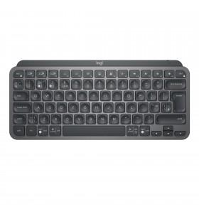 Logitech MX Keys Mini tastaturi RF Wireless + Bluetooth QWERTY US Internațional Grafit