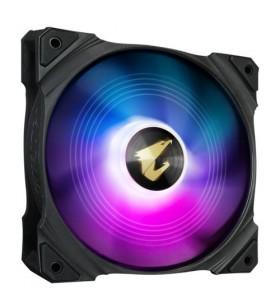 Gigabyte AORUS 140 ARGB Universală Ventilator 14 cm Negru, Alb 1 buc.