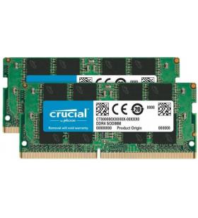 Crucial 32GB (2x16GB) DDR4...
