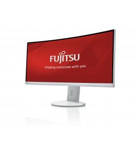 """Fujitsu B34-9 UE 86,4 cm (34"""") 3440 x 1440 Pixel UltraWide Quad HD LED Negru, Gri"""