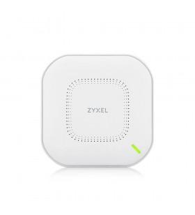Zyxel WAX610D-EU0101F puncte de acces WLAN 2400 Mbit s Alb Power over Ethernet (PoE) Suport