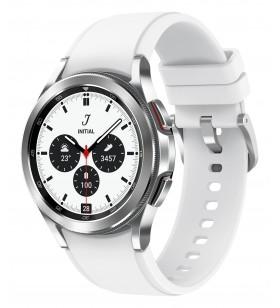 """Samsung Galaxy Watch4 Classic 3,05 cm (1.2"""") 42 milimetri SAMOLED Argint GPS"""