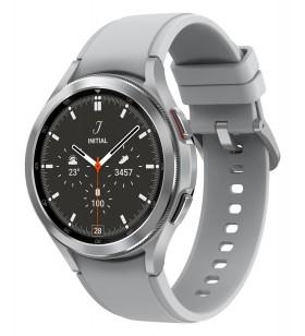 """Samsung Galaxy Watch4 Classic 3,56 cm (1.4"""") 46 milimetri SAMOLED Argint GPS"""
