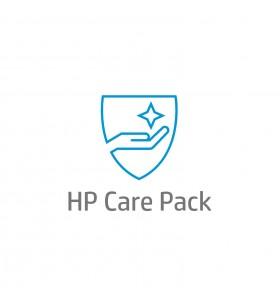 HP asistenţă hardware postgaranţie în următoarea zi lucrătoare la sediu pentru MFP DesignJet T830-36, 1 an