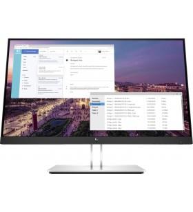 "HP E23 G4 58,4 cm (23"") 1920 x 1080 Pixel Full HD LCD Negru, Argint"
