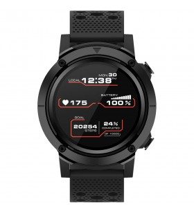 Smart watch, 1.3inches IPS full touch screen, Alloy+plastic body,GPS function, IP68 waterproof, multi-sport mode with swimming m